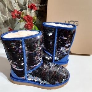 Ugg Sequined Boots